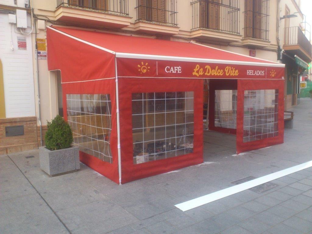 Tienes Un Bar En Sevilla No Renuncies A Tu Terraza Cuando