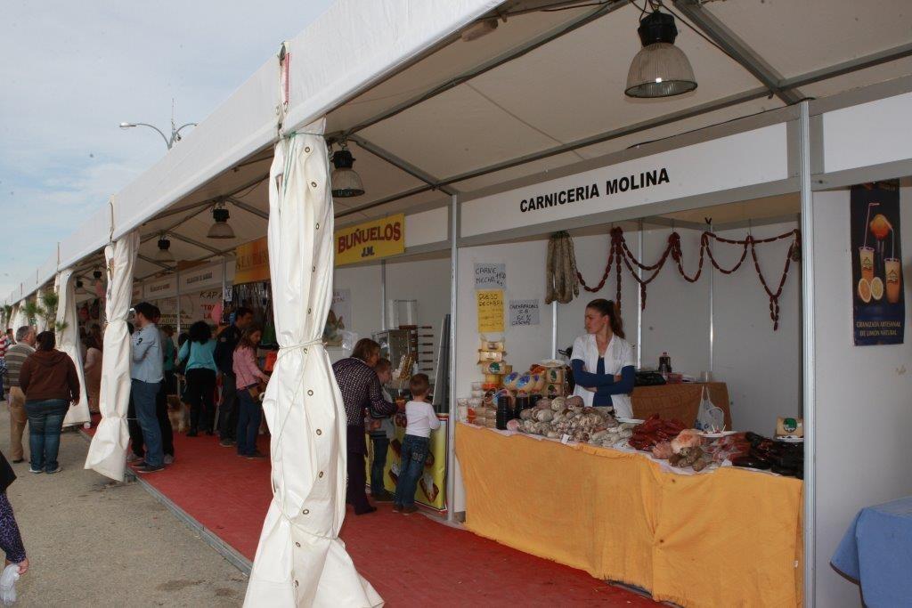 Stand para eventos en Sevilla