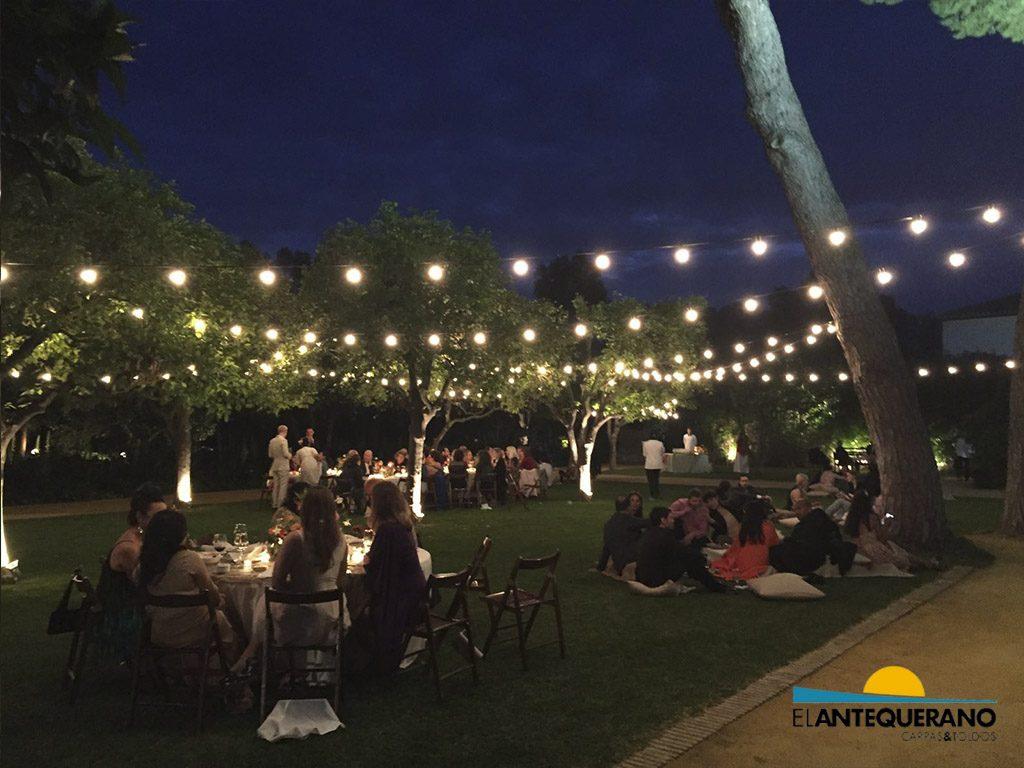 Evento en verano en Sevilla