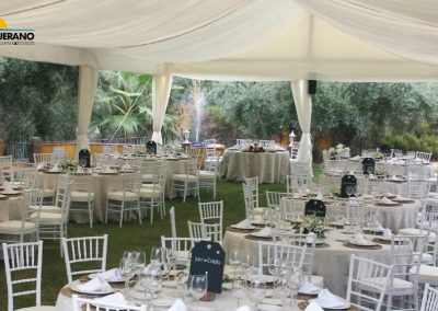 Carpas para bodas