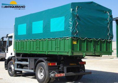 Toldos para camiones
