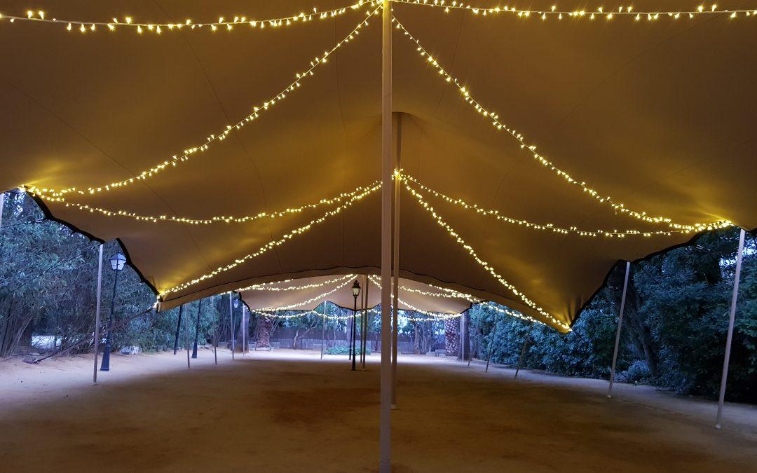Iluminación para eventos de navidad en Sevilla. Consigue el mejor ambiente navideño