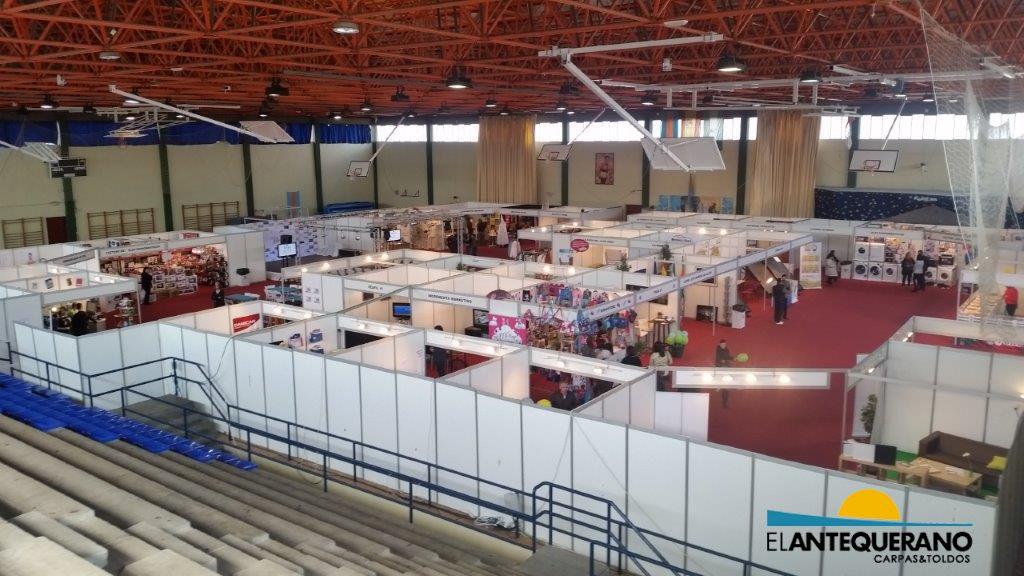 Stands para eventos en Sevilla y alrededores