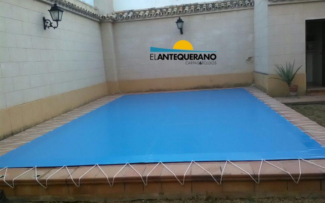 Cubiertas para piscinas en invierno