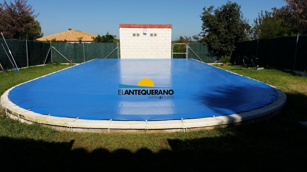 Cubiertas de piscinas en Andalucía