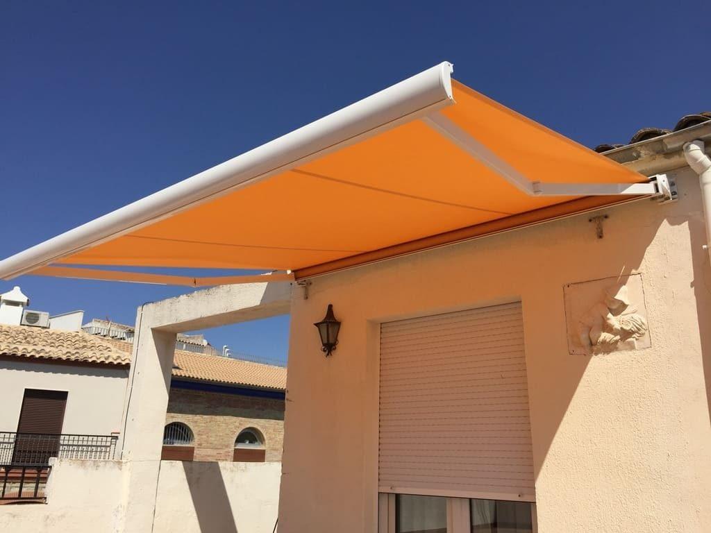 Instalación de toldos en Andalucía